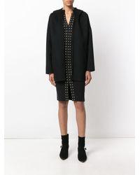 P.A.R.O.S.H. Black Hooded Jacket
