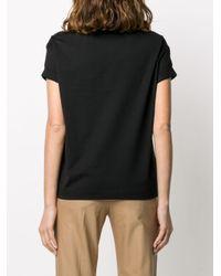 Brunello Cucinelli チェストポケット Tシャツ Black