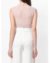 Murmur - Multicolor Shade Bodysuit - Lyst