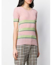 L'Autre Chose ラメ Tシャツ Multicolor