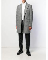メンズ Bottega Veneta ポケット シャツ White