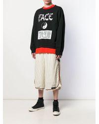 メンズ Facetasm ショートパンツ Multicolor