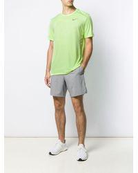 メンズ Nike ロゴ Tシャツ Yellow