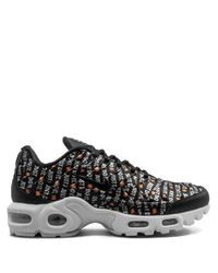 Nike Black Air Max Plus Se Sneakers