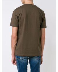 Levi's - Green Crew Neck T-shirt for Men - Lyst