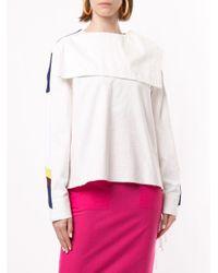 Facetasm グラフィック Tシャツ White