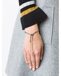 Carolina Bucci - Metallic Health Star Lucky Bracelet - Lyst