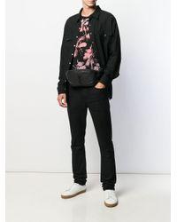 Riñonera YSL Saint Laurent de hombre de color Black