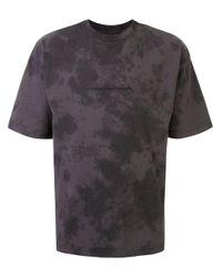 メンズ Izzue レイヤード Tシャツ Multicolor