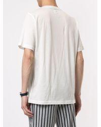 メンズ Kiton Pleasure Tシャツ White
