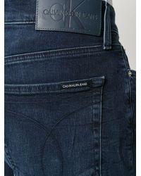 Джинсовые Шорты Calvin Klein для него, цвет: Blue