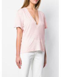 IRO Jahal Tシャツ Pink