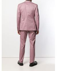 Prada Pink Two-piece Suit for men