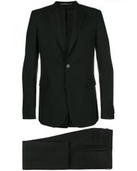 Givenchy Black Two-piece Suit for men