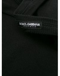 メンズ Dolce & Gabbana タンクトップ Black