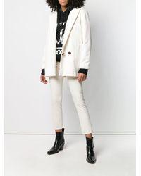 Vaqueros pitillo clásicos Isabel Marant de color White