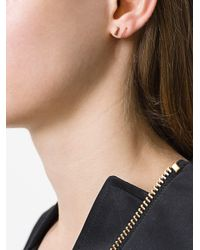 Maria Black - Metallic 'mae' Twirl Earring - Lyst