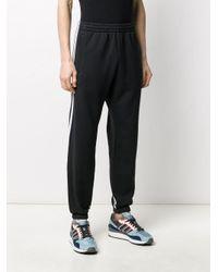 Спортивные Брюки 3-stripe Wrap Adidas Originals для него, цвет: Black