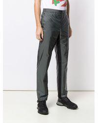 Prada Hose aus Funktionsstoff in Gray für Herren