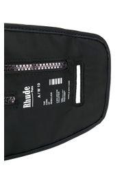 メンズ PUMA X Rhude ベルトバッグ Black