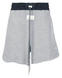 Nike Shorts mit Stretch-Bund in Gray für Herren