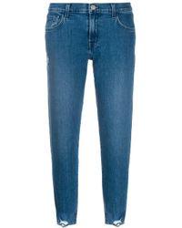 Jean skinny classique J Brand en coloris Blue