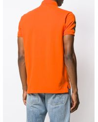 メンズ Polo Ralph Lauren ポロシャツ Orange