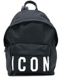 DSquared² Icon バックパック Black