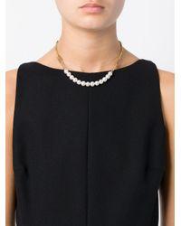 Aurelie Bidermann Metallic 'cheyne Walk' Necklace