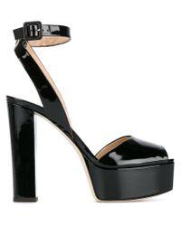 Giuseppe Zanotti - Black 'betty' Sandals - Lyst