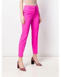 Emilio Pucci シガレットパンツ Pink