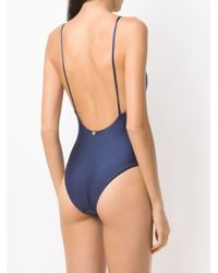 Adriana Degreas ワンピース水着 Blue