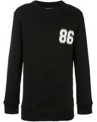 メンズ Helmut Lang 86 スウェットシャツ Black