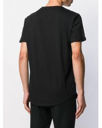 メンズ Christian Pellizzari Venice Tシャツ Black