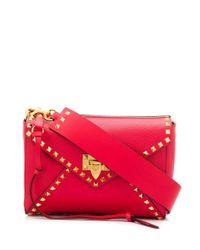 Valentino Red Valentino Garavani Rockstud Shoulder Bag