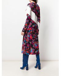 Платье С Широкой Полосой Givenchy, цвет: Red