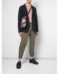 メンズ Engineered Garments プリント ショルダーバッグ Multicolor