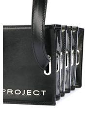 Y. Project アコーディオン ハンドバッグ Black