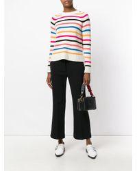 Chinti & Parker Multicolor Breton Stripe Jumper