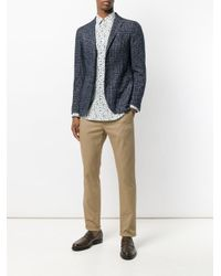 Pence Brown Pool Chinos for men