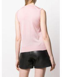 Dolce & Gabbana ニットベスト Pink