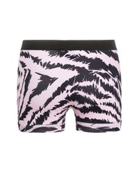 メンズ Tom Ford プリント ボクサーパンツ Pink