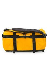 メンズ The North Face Base Camp Duffle バックパック Yellow
