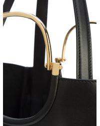 10 Crosby Derek Lam Black Large Tote Bag