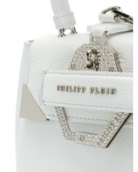 Philipp Plein - White Afrodite Small Bag - Lyst