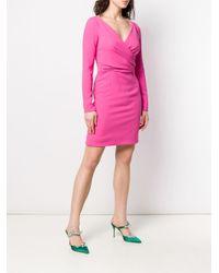 Dolce & Gabbana スリムフィット ミニドレス Pink