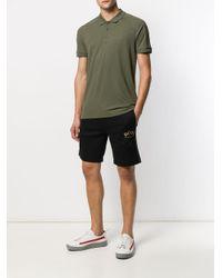 メンズ BOSS ロゴ ポロシャツ Green