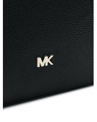 MICHAEL Michael Kors Black Griffin Tote Bag