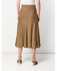 Totême  プリーツスカート Multicolor