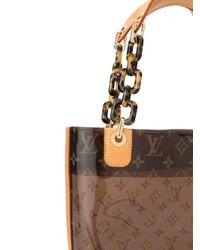 Louis Vuitton Brown MM Cabas Ambre Handtasche